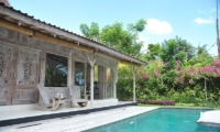 Gardens and Pool - Santai Beach House - Canggu, Bali
