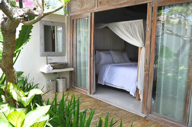 Bedroom View - Santai Beach House - Canggu, Bali
