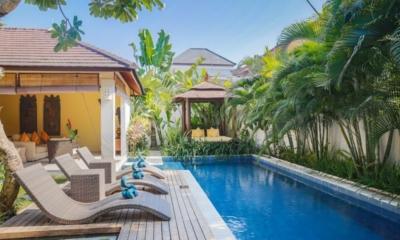 Sun Beds - Villa Sepuluh - Legian, Bali