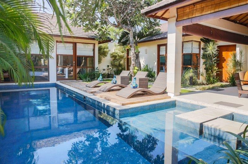 Swimming Pool - Villa Sepuluh - Legian, Bali