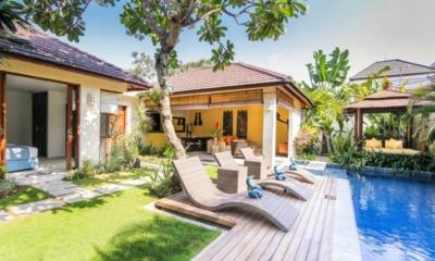 Reclining Sun Loungers - Villa Sepuluh - Legian, Bali