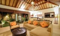 Living Area - Villa Sepuluh - Legian, Bali