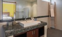 Bathroom with Mirror - Villa Sepuluh - Legian, Bali