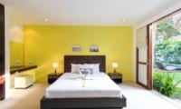 Bedroom with Mirror - Villa Sepuluh - Legian, Bali