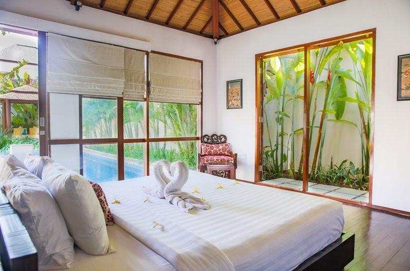 Bedroom with View - Villa Sepuluh - Legian, Bali