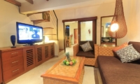 Family Area with TV - Villa Seriska Dua Seminyak - Seminyak, Bali