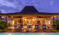 Sun Loungers - Villa Sukacita - Seminyak, Bali