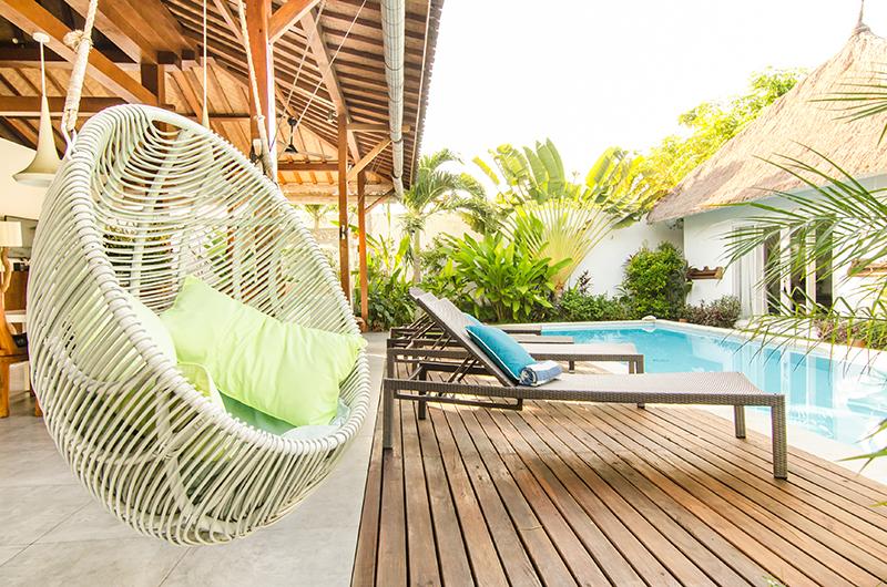 Seating Area - Villa Sukacita - Seminyak, Bali