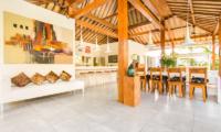 Living and Dining Area - Villa Sukacita - Seminyak, Bali
