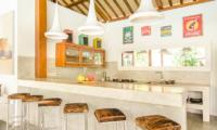 Kitchen Area - Villa Sukacita - Seminyak, Bali