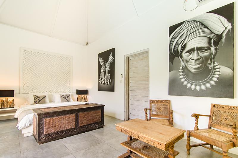 Bedroom with Seating Area - Villa Sukacita - Seminyak, Bali