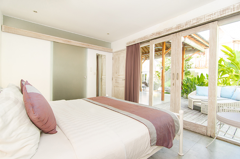Bedroom with View - Villa Sukacita - Seminyak, Bali