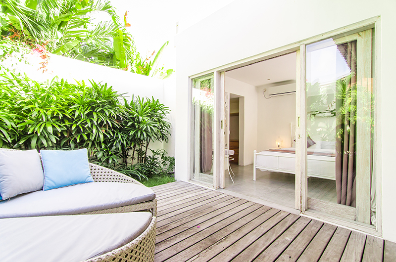 Outdoor Seating Area - Villa Sukacita - Seminyak, Bali