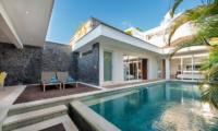 Pool Side - Villa Yasmee - Seminyak, Bali