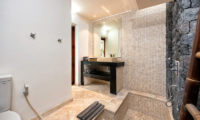Bathroom with Shower - Villa Yasmee - Seminyak, Bali
