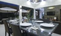 Dining Area - Gili Pearl Villa - Gili Trawangan, Lombok