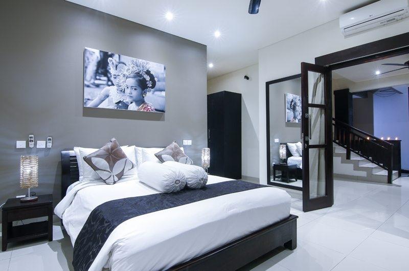 King Size Bed - Gili Pearl Villa - Gili Trawangan, Lombok