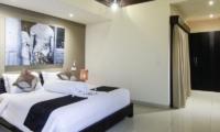 Spacious Bedroom - Gili Pearl Villa - Gili Trawangan, Lombok