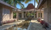 Pathway - Joglo House Lombok - Tanjung, Lombok