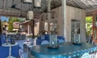 Living and Dining Area - Joglo House Lombok - Tanjung, Lombok