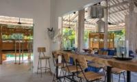 Dining Area - Joglo House Lombok - Tanjung, Lombok
