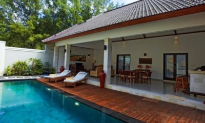 Pool Side - Kokomo Resort - Gili Trawangan, Lombok