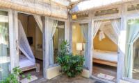 Bedroom View - Les Villas Ottalia Gili Meno - Gili Meno, Lombok