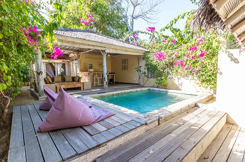 Pool - Les Villas Ottalia Gili Meno - Gili Meno, Lombok