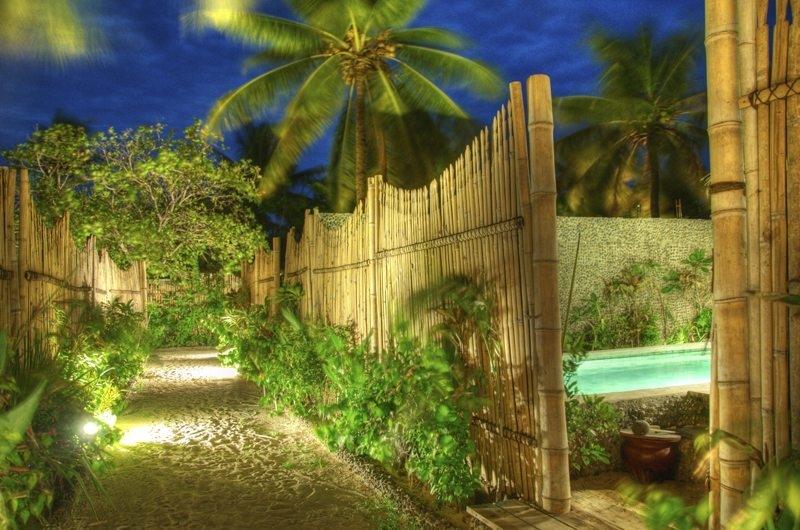 Pathway - Les Villas Ottalia Gili Trawangan - Gili Trawangan, Lombok