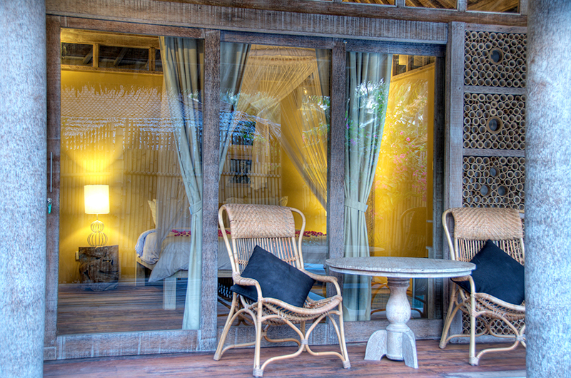 Outdoor Area - Les Villas Ottalia Gili Trawangan - Gili Trawangan, Lombok