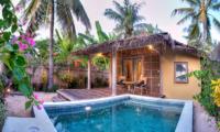 Swimming Pool - Les Villas Ottalia Gili Trawangan - Gili Trawangan, Lombok