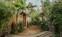 Gardens - Majo Private Villas - Gili Trawangan, Lombok