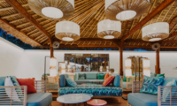 Living Area - Majo Private Villas - Gili Trawangan, Lombok