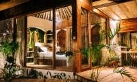 Bedroom View - Majo Private Villas - Gili Trawangan, Lombok