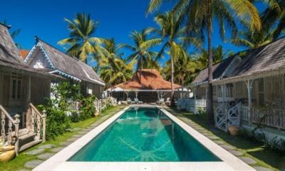 Pool - Palmeto Village - Gili Trawangan, Lombok