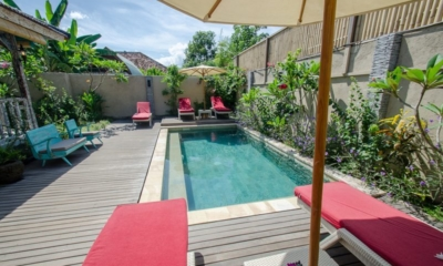 Pool Side - Scallywags Joglo - Gili Air, Lombok