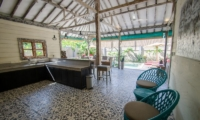 Kitchen Area - Scallywags Joglo - Gili Air, Lombok