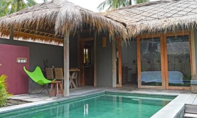 Pool Side - Slow Gili Air - Gili Air, Lombok