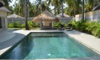 Swimming Pool - Sunset Palms Resort - Gili Trawangan, Lombok