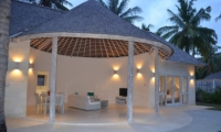 Open Plan Living Area - Sunset Palms Resort - Gili Trawangan, Lombok