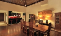 Kitchen and Dining Area - The Jiwa - Lombok, Indonesia
