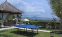 Table Tennis - The Jiwa - Lombok, Indonesia