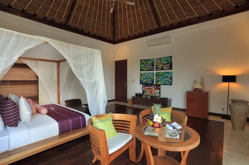 Bedroom with Seating Area and TV - The Jiwa - Lombok, Indonesia