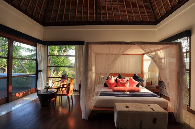 Bedroom with Seating Area - The Jiwa - Lombok, Indonesia