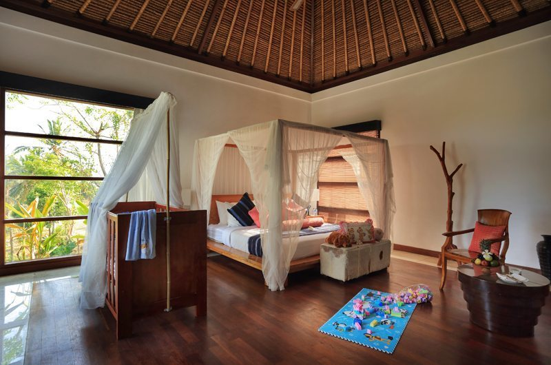 Bedroom with Baby Area - The Jiwa - Lombok, Indonesia