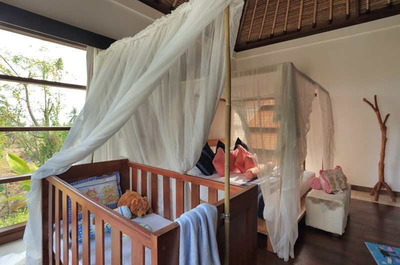 Bedroom with Baby Cot - The Jiwa - Lombok, Indonesia