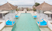 Swimming Pool - Villa Gili Bali Beach - Gili Trawangan, Lombok