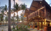 Pathway - Villa Sama Lama - Gili Trawangan, Lombok