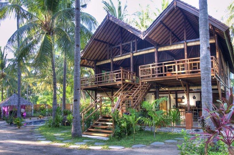 Exterior - Villa Sama Lama - Gili Trawangan, Lombok