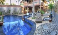 Private Pool - Villa Sama Lama - Gili Trawangan, Lombok